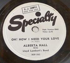 Alberta Hall